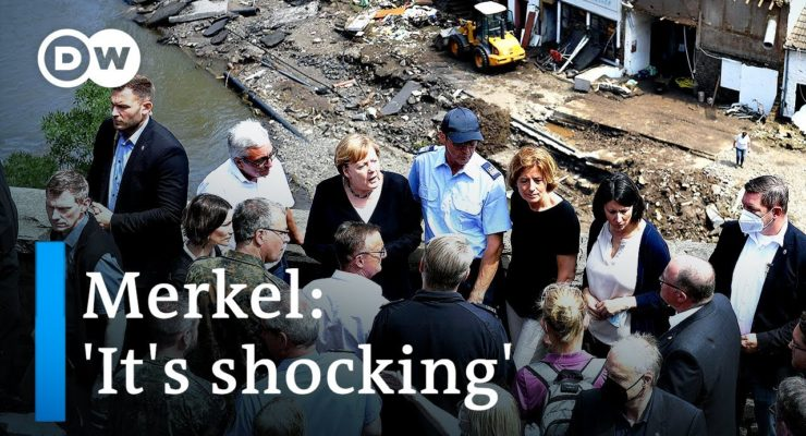 Open Letter to Chancellor Merkel: Germany's Mega-Floods are a Wake-Up Call that We need Radical Climate Action, Now