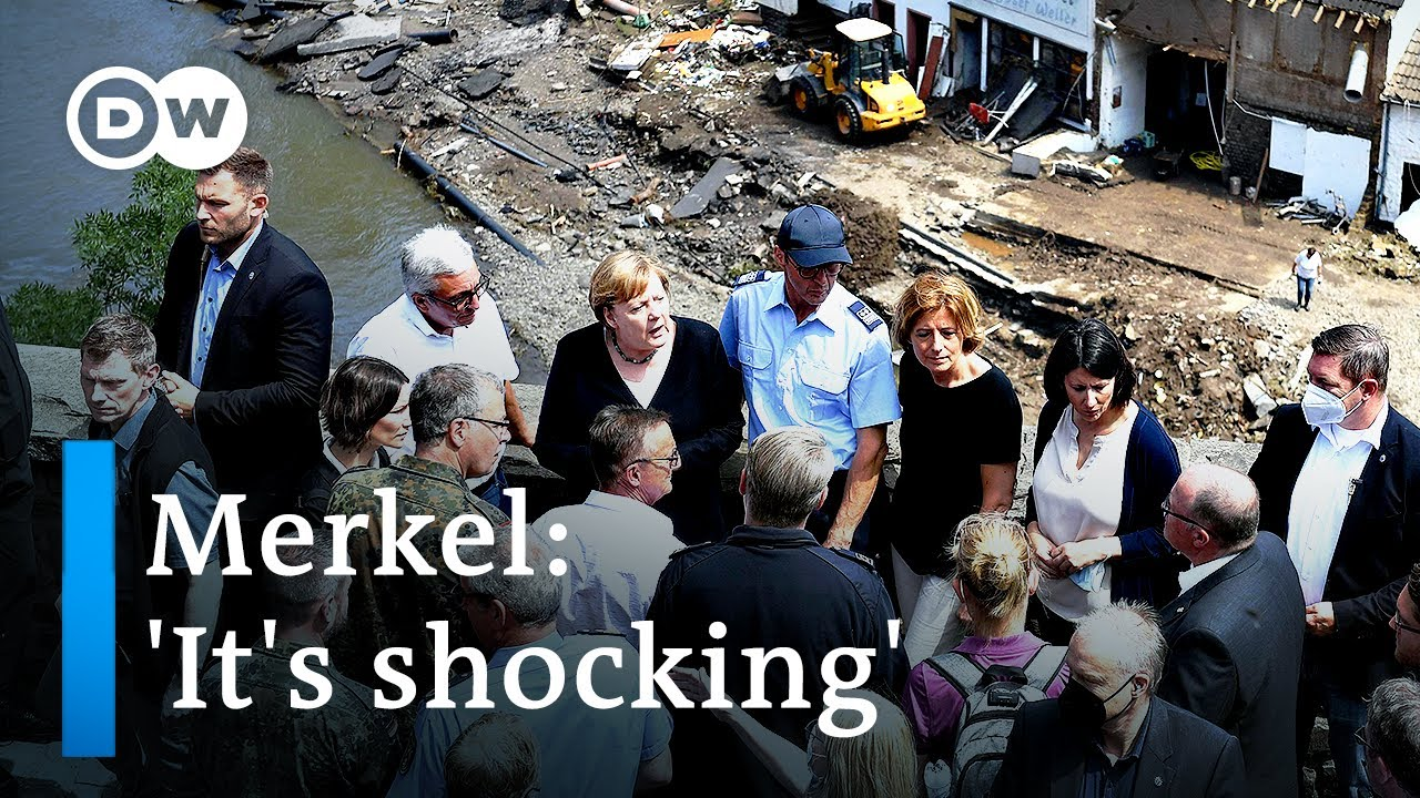 Open Letter to Chancellor Merkel: Germanys Mega-Floods are a Wake-Up Call that We need Radical Climate Action, Now
