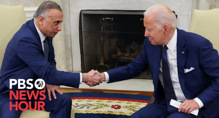 Sleight-of-Hand in Baghdad: The Biden Pull-Out from Iraq that Isn't