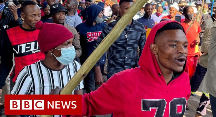 South Africa 'Ungovernable' after a former President was Jailed; Do Trump and Trumpism pose a similar danger to U.S.?