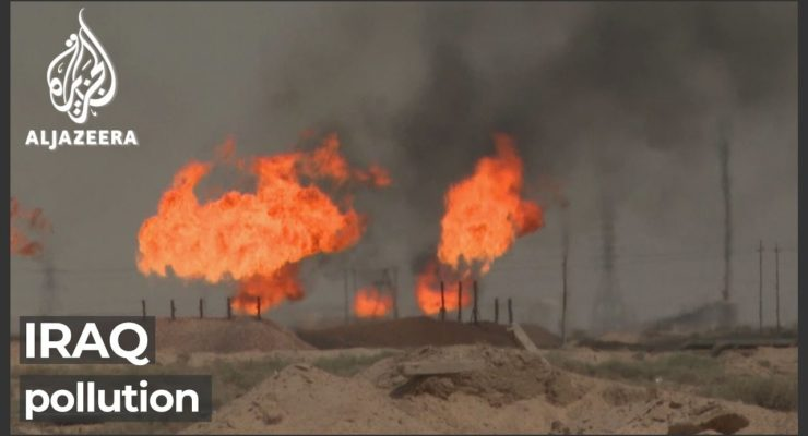Waiting for US withdrawal, is Russia eyeing Iraq's oil?