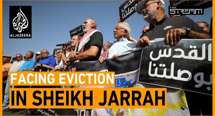 Will the US Stand up to Israeli Theft of Palestinian East Jerusalem?