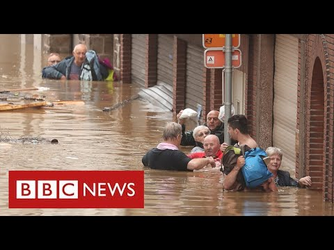 With Massive Flooding in Germany, Scientists worry Climate is increasingly out of Control