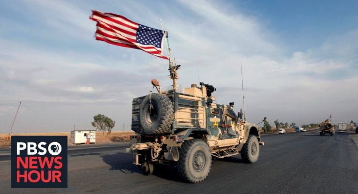 Biden got 117,000 Afghans Out: Contrast that Time Trump Abruptly Withdrew Troops from Syria and refused to Help Kurdish Allies