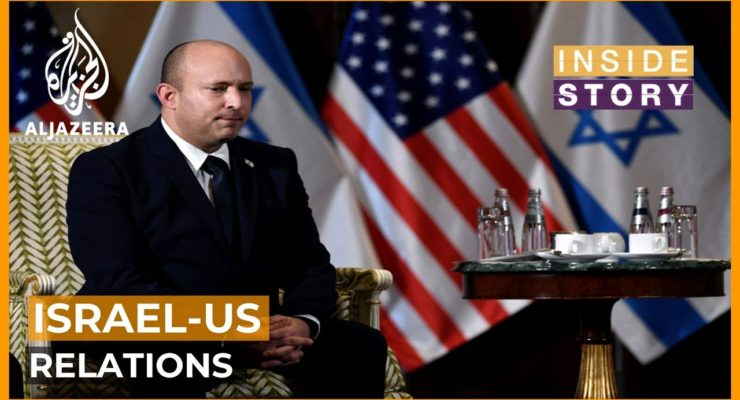 Biden says he's prioritizing Human Rights, but is welcoming an Israeli Prime Minister who boasts about War Crimes