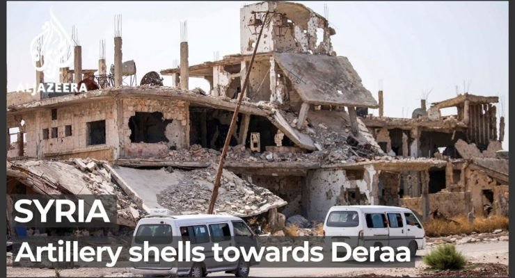 Does Renewed fighting in Syria's Deraa, Birthplace of the Revolution, Show Russia's Weakness?