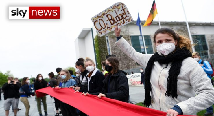 German Public Believes Scientists' Climate Warnings, 74% Prepared to Change Lifestyle to Forestall Global Heating