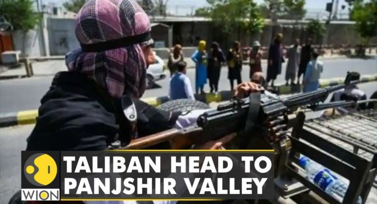 'Ready To Resist,' Residents Of Last Anti-Taliban Stronghold, Panjshir, Brace For Uncertain Future