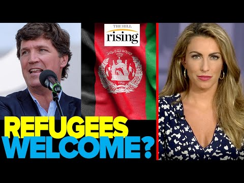 The same MAGA mob Who supported Insurrection are Smearing pro-American Afghan Refugees as Dangerous