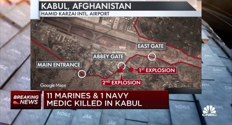 US Troops caught up in ISIL-K – Taliban Civil War: Why it Proves Biden was Right to Leave
