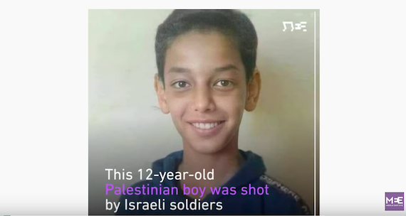 Israeli Soldiers have Killed 73 Palestinian Children this Year: When will the Siege of Civilians in Gaza End?