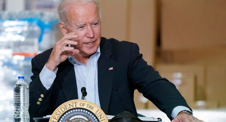 After Ida, Joe Biden calls Code Red on Climate Emergency, Ridicules 'Free Enterprise' argument for Living under Flood Waters