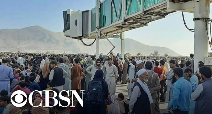 As Banks threaten to Collapse and Aid Dwindles, 93% of Afghans already don't get Sufficient Food