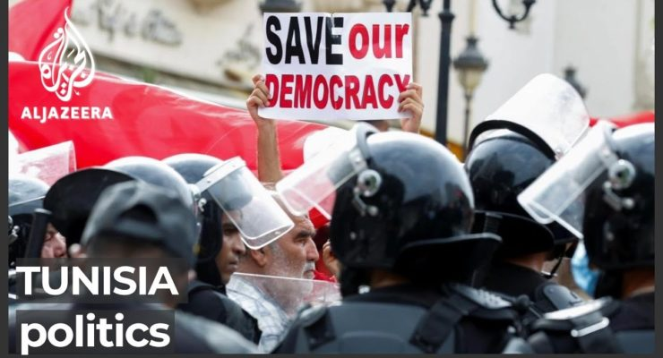 End of Democracy in Tunisia: Unprecedented Confiscation of Power by the Presidency