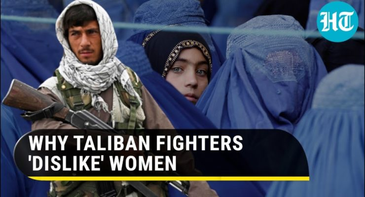 For Afghan Women, the Frightening Return of 'Vice and Virtue'