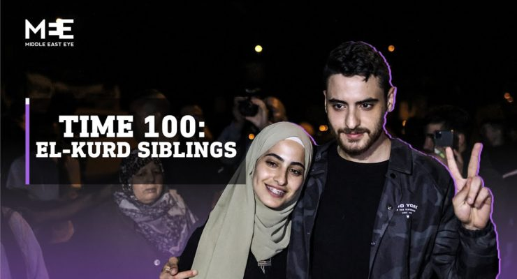 """In Turning Point for US Media, Time Recognizes Palestinians Mohammed and Muna El-Kurd as among 100 """"Most Influential"""""""