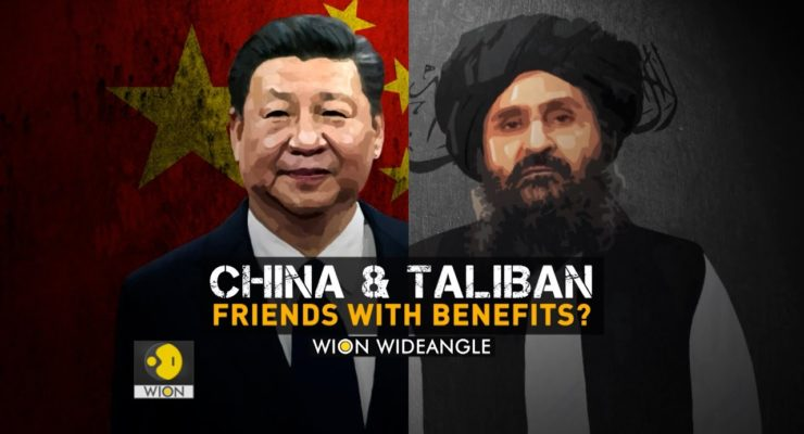 Taliban seek China as Silk Road reconstruction Partner