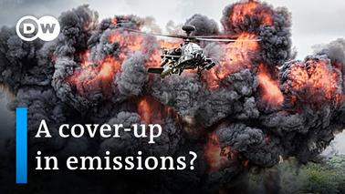 U.S. Militarism's Toxic Impact on Climate Policy