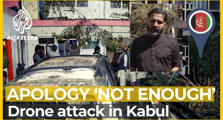 """US admits that Hellfire Strike on Kabul, killing 10, was a """"Mistake"""" – But US often does not know Whom it is Droning"""
