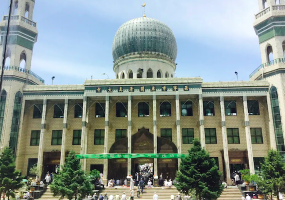 China: removing features from country's biggest mosques the latest move in campaign of Muslim assimilation