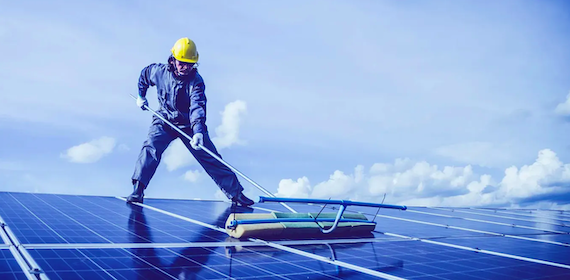 Solar panels on half the world's roofs could meet its entire electricity demand – new research