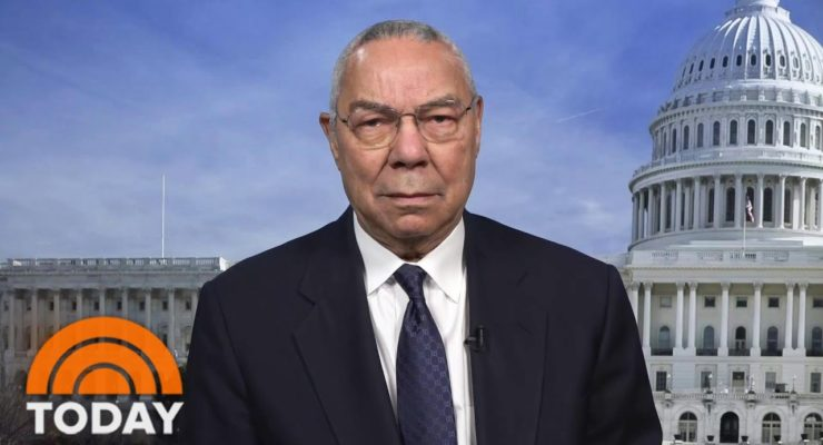 """""""A Certain Hope Died:"""" How the White nationalist Republican Party used up Colin Powell, then Spit Him Out"""