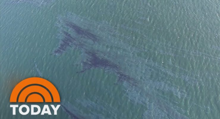 California's latest offshore oil spill could fuel pressure to end oil production statewide