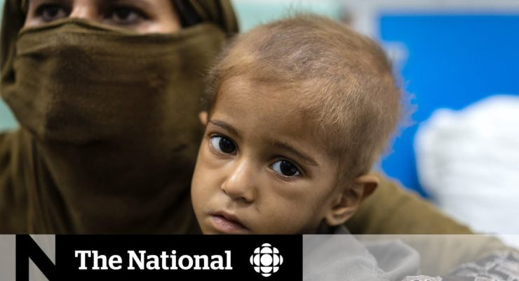 Collective Punishment as War Crime:  90% of Afghan Families Lack enough Food because the West is Punishing the Taliban