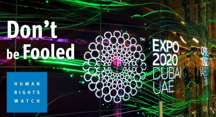 Expo 2020 Dubai: The Tolerance Narrative of the United Arab Emirates is a Sham