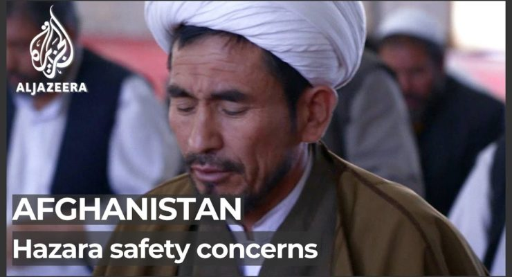 How ethnic and religious divides in Afghanistan are contributing to violence against minorities
