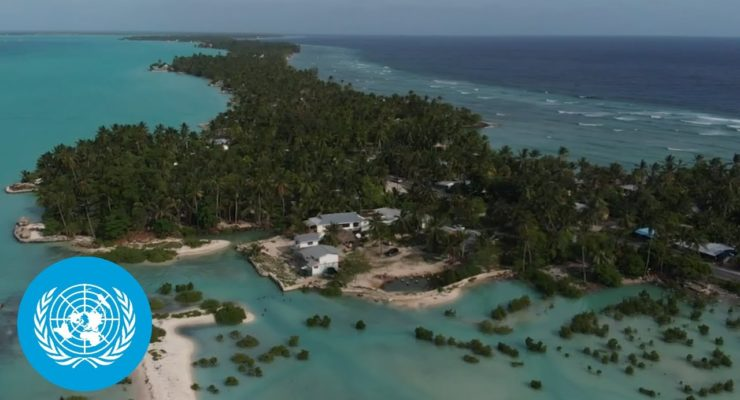 Pacific Islanders to Climate COP26: Limit Global Heating or We are Sunk