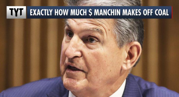 Sordid Advantage: America can't avert Climate Hellhole because Manchin, Sinema are Corporate Hired Mercenaries