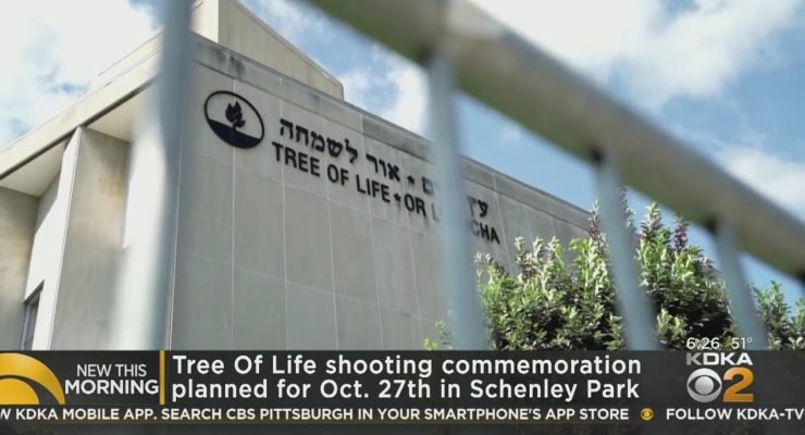 The Lingering of Trumpian anti-Immigrant Hate, and Commemorating victims at Tree of Life Synagogue