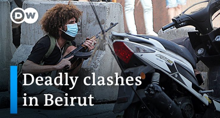 Violence has broken out in Beirut Again, but it isn't Senseless – it is caused by what Lebanon has not Done