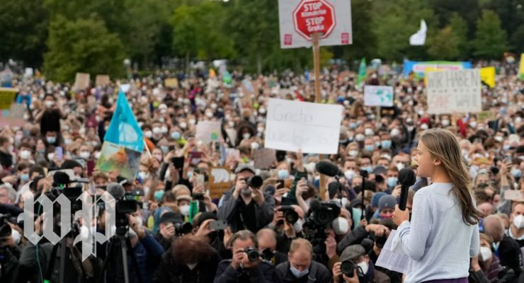 Why activism needs to be part of any meaningful climate education
