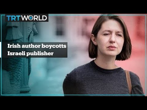 Why Irish Novelist Sally Rooney refused to License her Work in Israel:  Apartheid treatment of Palestinians